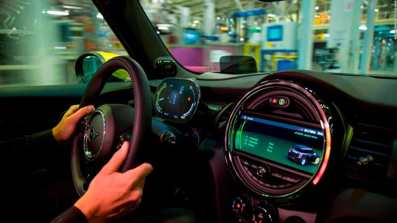 BMW and digital vehicle personalization
