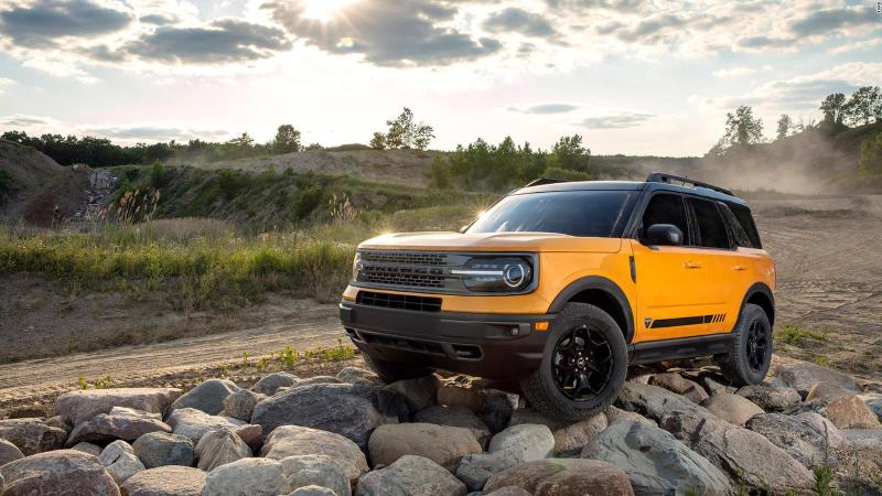 Ford Introduces New Line of Bronco Trucks