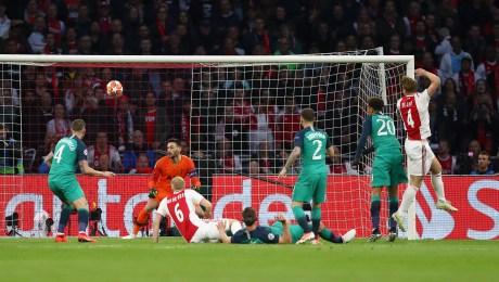 Ajax 2 3 Tottenham Agg 3 3 Champions League Semi Final Memes
