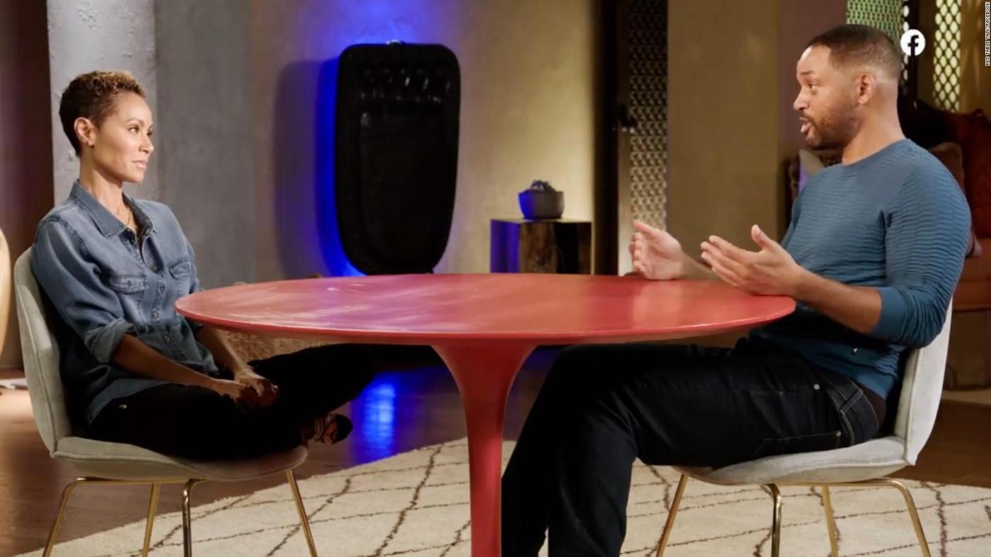 Jada y Will Smith hablan sobre Agust Alsina