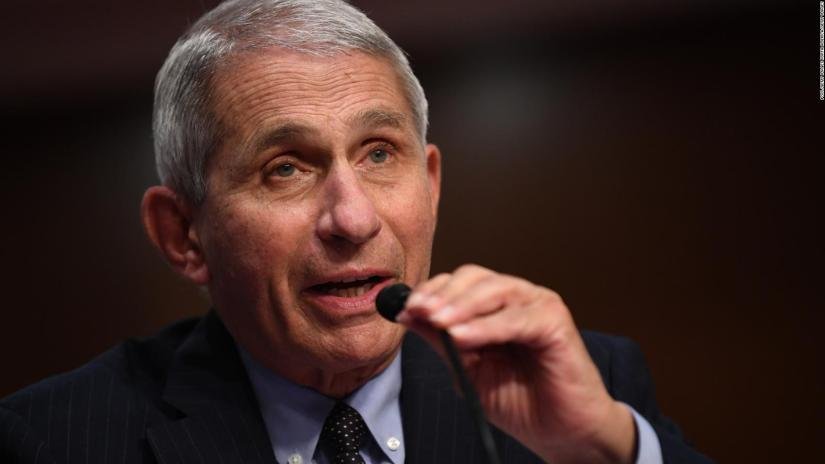 Fauci's doubts about the Russian vaccine