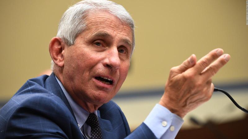 Dr Fauci: Ma famille a reçu des menaces de mort