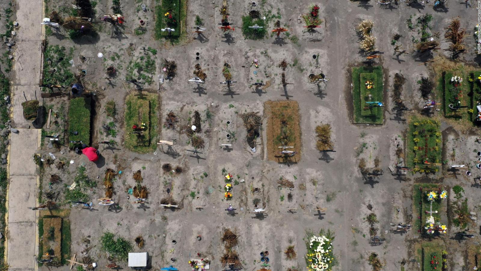 """El manejo """"catastrófico"""" de la pandemia en México"""