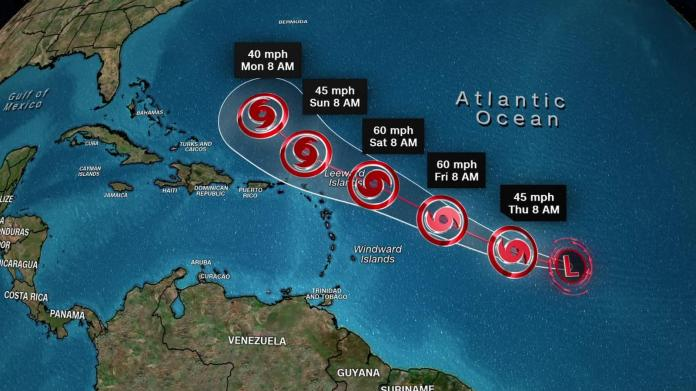Next tropical threat to the Atlantic on the way