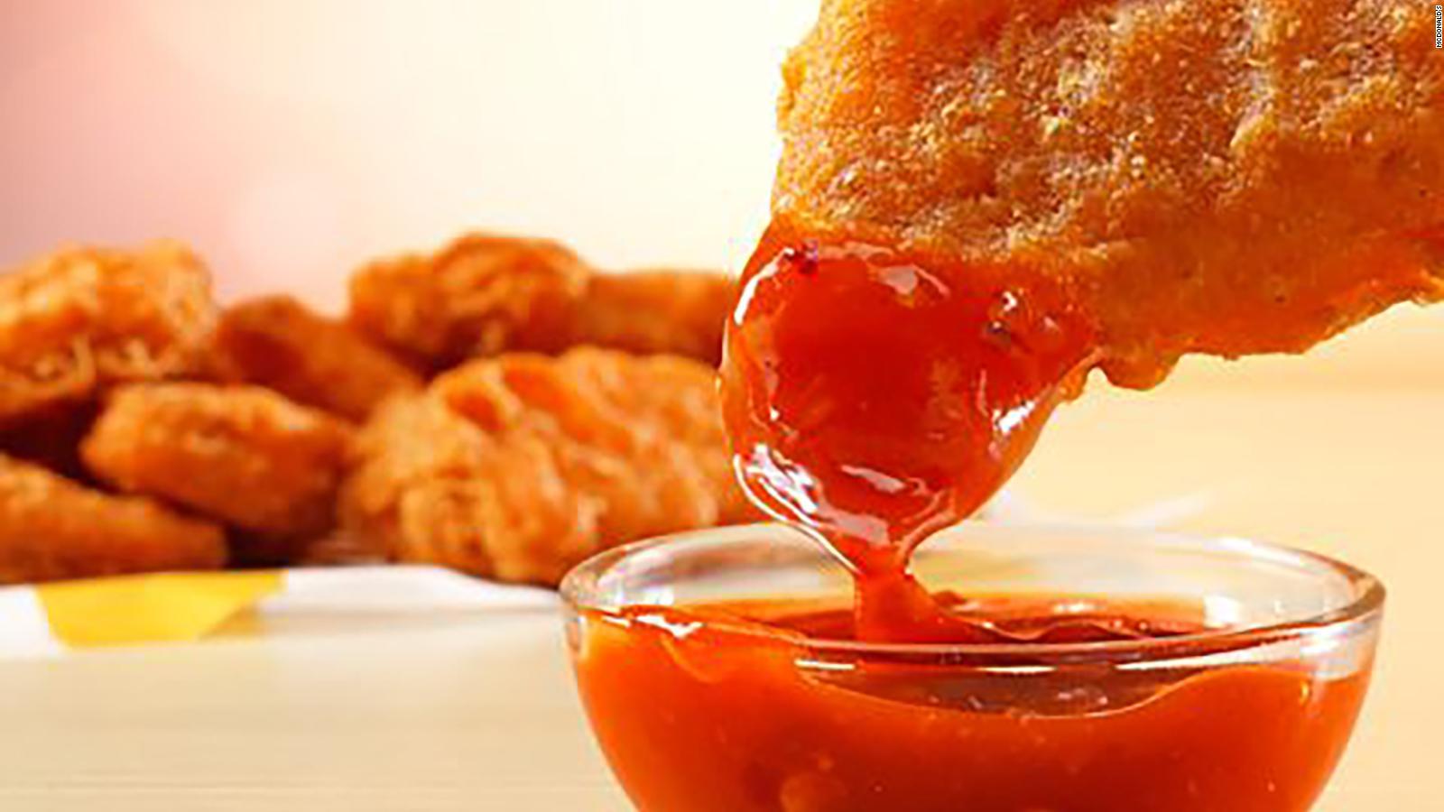 McDonald's le pone picante a su comida para subir ventas