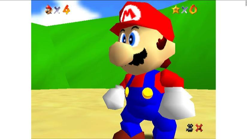 Why is Nintendo's Super Mario an Italian plumber?