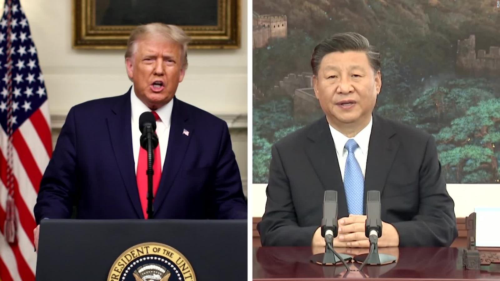 """Donald Trump: """"Debemos responsabilizar al país que desató la pandemia en el mundo, China"""""""
