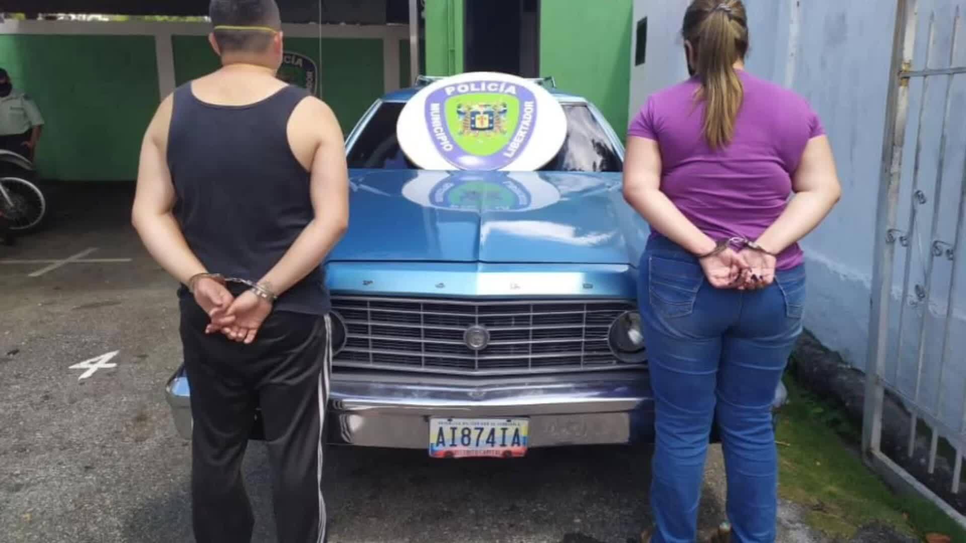 Detenidas dos personas por aparentar traslado de cadáver para saltarse fila de gasolina