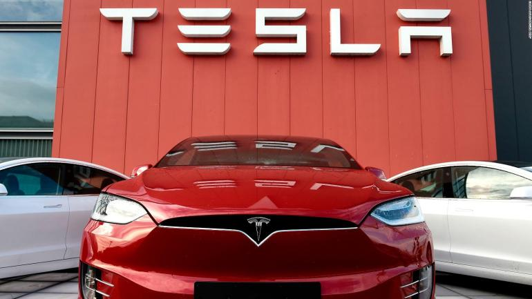 Tesla to Join S&P 500 Index in December