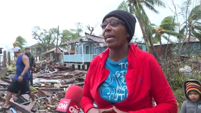 Iota leaves a trail of destruction in Nicaragua