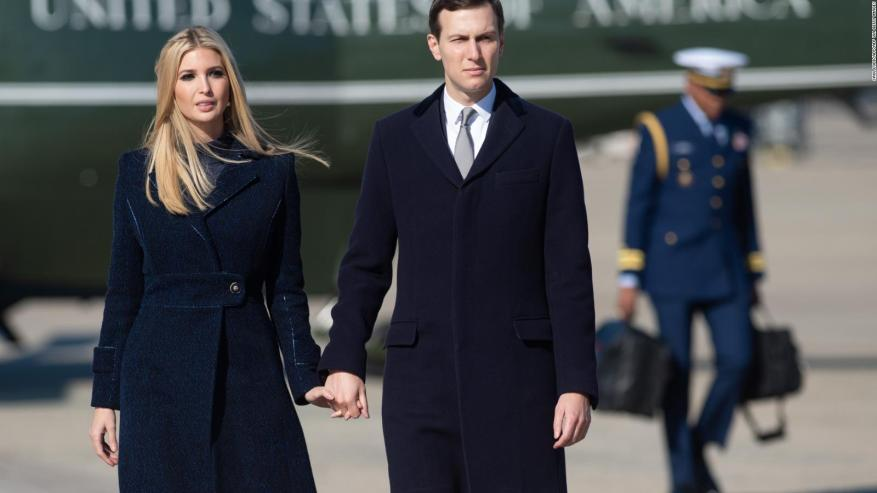 Ivanka Trump's Secret Service pays $ 3,000 a month for toilets and offices