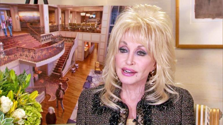 Dolly Parton rejects statue in her honor