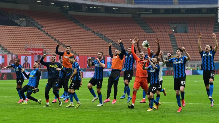 Inter's victory over Milan and their big moment in Serie A