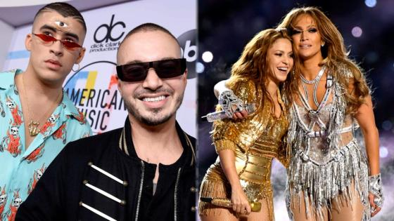 Bad Bunny and other protagonists of Latin American sports artists
