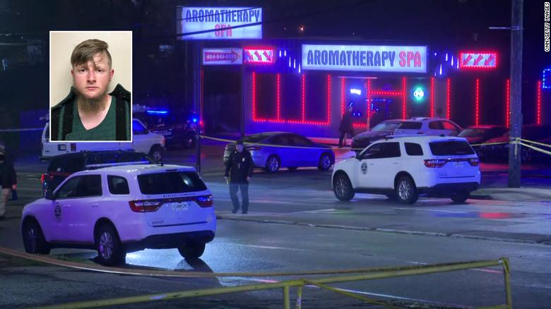 Varios muertos en tiroteos en el área metropolitana de Atlanta