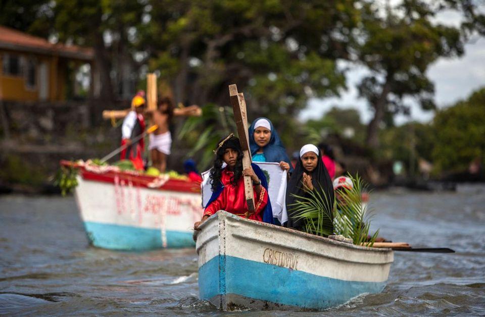 Gobierno de Nicaragua organiza eventos sin atender medidas por covid