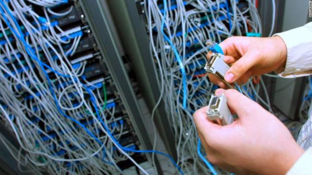 Apagón masivo internet