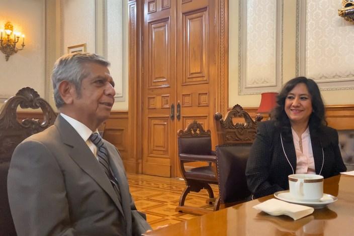 irma sandoval amlo - AMLO releva a secretaria de cartera anticorrupción #AMLO