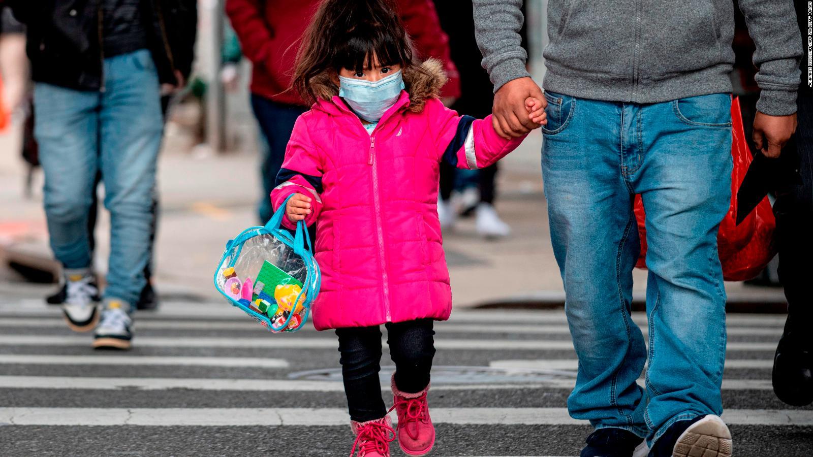 DeSantis: Florida no impondrá uso de mascarillas a niños