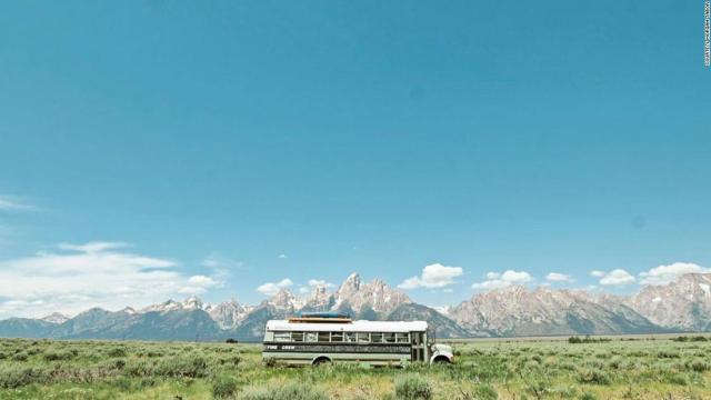 El autobús BAM.