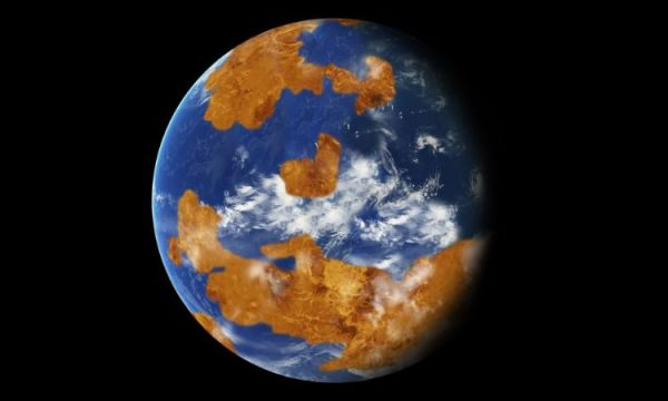Venus was potentially habitable until a mysterious event happened