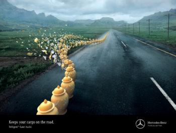 Mercedes Benz Trucks_Disaster Averted_Vases
