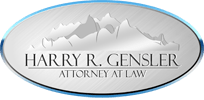 Harry R. Gensler Attorney At Law