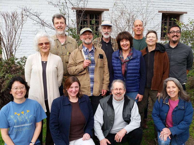 CNPS Board of Directors 2017.