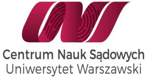 Centrum Nauk Sądowych Logo