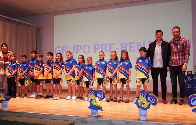 Fiesta Presentación Temporada 2018-2019