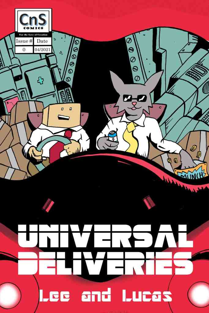 Universal Deliveries Issue #0 Cover
