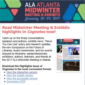Share conference highlights via an email to all members that showcases the post-conference highlights issue of your show daily.