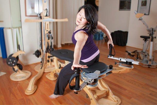 gyrotonic exercises