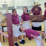 Lighthouse students embrace Heritage Arts