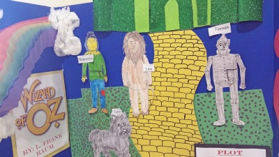 Poster Comp Wizard of Oz