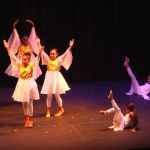Young dancers go for gold in NCFA