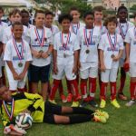 Academy Sports Club wins U-12 football rally