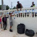 GREEN group continues Brac clean-up
