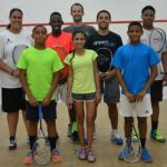 Squash players ready to compete for Cayman