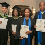 Law school accolades for police
