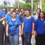 Civil service makes colourful donation to Kiwanis