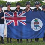 Cayman first past the post in hosting equestrian event