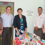 East End Primary homes in on reading initiative