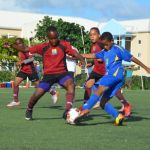 Cayman Prep and Red Bay undefeated in U-11 playoffs