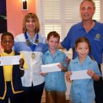 Cayman students fly high in regional writing contest