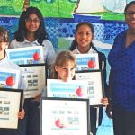 Young design winners get stamp of approval