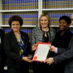 Tara Rivers attends UN for CEDAW extension