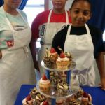 Chefs battle to win Cupcake Wars