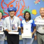 Airline donates iPads to children's ward
