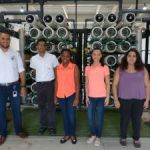 Cayman students at international water seminar